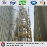 Estrutura de aço Truss Industrial Plant with Gallery