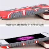 涼しい装甲パターンカラーiPhone 6sのための混合された電話箱