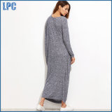 方法服のための100%年の綿のMullinの長い服