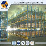 Jiangsu Nova-Schwerkraft Rollen-Racking-Formular China