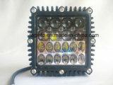 耐震性12V 24V 80W LEDのトラクターかオフロード作業ライト