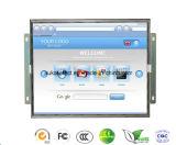 15インチのタッチ画面のモニタが付いている産業LCD開いたフレーム