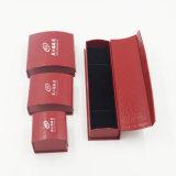 Cadre de bijou de bijou de papier de Leatherette de prix discount (J45-E)