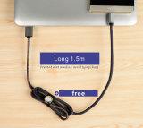 Mikro-USB-Jeans, die Kabel für androides Telefon Samsung aufladen