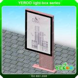 屋外の使用法の熱い販売の広告のEuipmentアルミニウムLightbox