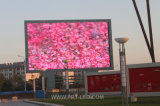 옥외 SMD3535 P6, P5의 스크린 LED 영상 벽을 광고하는 높은 광도
