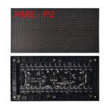 Etapa de alta resolución de interior P2 de la visualización de LED del precio bajo SMD