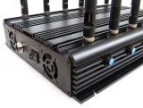 la fréquence ultra-haute Lojack 3G 4G de VHF du WiFi réglable la plus neuve GPS de 12 antennes tout le dresseur de signal de bandes