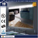 Specchio della stanza da bagno di trucco dello specchio LED della parete della stanza da bagno di Suqare