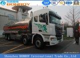 Cimc caminhão de petroleiro resistente de U290 290HP 8X4 Liqiud para o combustível/gasolina/diesel