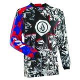 Progettare il pullover per il cliente esterno del motociclo dei vestiti di motocross