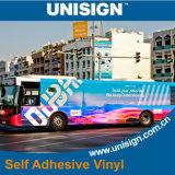 Auto frei/selbstklebendes Vinyl, das polymerische selbstklebende Vinylluftblase einwickelt