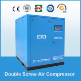 компрессор воздуха винта цены по прейскуранту завода-изготовителя 22kw 3.70m3/Min 7bar неподвижным управляемый поясом роторный сделанный в Китае для школы/лаборатории/фабрики/еды/стационара Ect