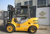 carrello elevatore a forcale diesel 3.0Ton con il motore cinese di Quanchai (marca di Huahe)