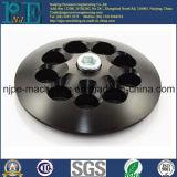 ISO 9001, die kundenspezifisches Schwarzeloxieren-Aluminium geführt wird, bauen Teile zusammen