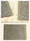 薄い灰色カラーSamllの点のモザイク