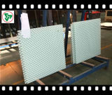 vidrio Tempered claro de 3-19m m (con el CE/certificado de la ISO/del SGS)