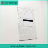 Bandeja de cartão branca do PVC do Inkjet para a impressora de Epson A50