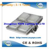 Garanzia calda di vendita Ce/RoHS/UL/Saso di Yaye 18 3 anni di 120W LED di indicatori luminosi di via con 14400lm (watt disponibili: 12W-320W)
