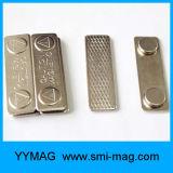 Qualität Nametag Magnet-Neodym-magnetisches Abzeichen