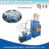 Máquina hidráulica de la prensa del neumático del desecho