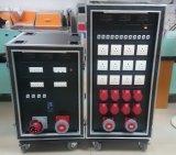 Fuente de alimentación eléctrica de la conmutación con los socketes BRITÁNICOS