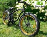 Bici eléctrica de la venta de la playa gorda caliente del neumático 48V 500W