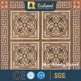 plancher en bois en bois de stratifié de parquet de noix d'érable du vinyle AC4 de 12.3mm