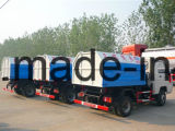 Minicomputer Forland 1cbm Garbage Container Top spin Truck