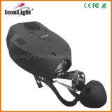 Illuminazione calda di effetto di fase del rullo del fascio del Gobo dello scanner della lampada di vendita 5r 200W
