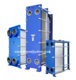 Теплообменный аппарат плиты морской воды охлаждая Titanium (M10)
