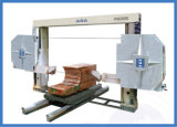 CNC Diamond Wire Saw Machine Stone / Granite Blocks Cutting Machine
