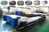 Máquina de estaca do laser da fonte da fábrica para a folha de metal & a câmara de ar & a tubulação