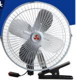 "6"" Volldeckung-Metallschaufel-Auto-Ventilator-Fahrzeug-Ventilator-Auto-Kühlvorrichtung"