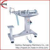 Máquina de llenado de llenado líquido de cabeza simple de agua mineral