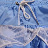 La compresión de los hombres de Neleo Sportwear corta del desgaste del desgaste de la aptitud Legging Dk0147