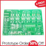 RoHS Fr4 placa de circuito impresso desencapada do PWB de 2 camadas
