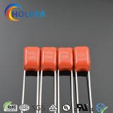 Condensador de la película de poliester de Cl21 1UF 100V