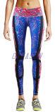 Pantaloni di yoga delle donne su ordine di sublimazione (Y001)