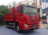 Nuevo carro de volquete pesado de Hyundai 6X4 con el cargamento de 30 toneladas