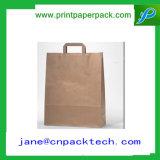 Saco do presente do papel de embalagem de saco de compra