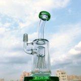 Piccolo tubo di acqua di vetro degli impianti offshore di Circ Perc Incycler