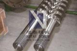 Vite gemellare parallela per il PVC