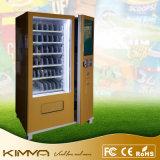 As latas engarrafaram a máquina de Vending das bebidas operada por Bill