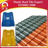 Mattonelle di tetto ricche impermeabili della resina sintetica di colore