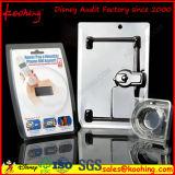 Bolla trasparente su ordinazione che impacca, imballaggio di plastica della bolla della copertura superiore libera
