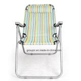 MetallAjustable faltender Strand-Stuhl-kampierender Stuhl