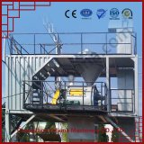 移動可能なコンテナに詰められた特別な乾燥した乳鉢の生産設備
