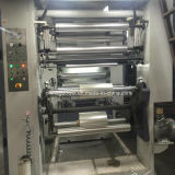 Impresora de alta velocidad del rotograbado para BOPP, película del PVC