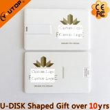 Vara do USB do cartão do nome/crédito do presente de Proeminente Companhia (YT-3101)